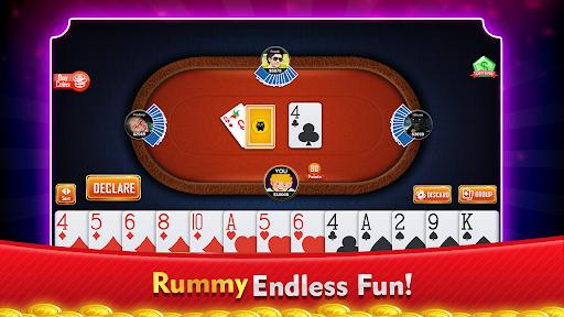 Rummy offline King of card game Apkfinish screenshots 9