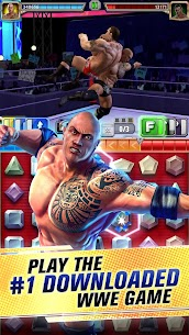WWE Champions 2019 Mod (No Cost Skill + One Hit) 1