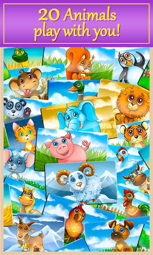 BabyPhone with Music, Sounds of Animals for Kids 1.4.12 Screenshots 4