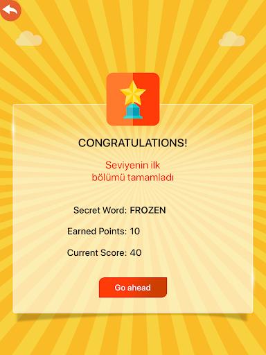 Hangman Multiplayer - Online Word Game 7.8.1 screenshots 16