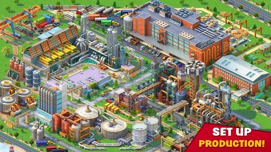 Megapolis Mod Apk: (Unlimited Money) 2
