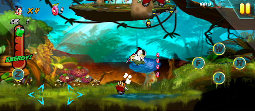 Ultimate Ben Battle Alien 1.5 screenshots 2