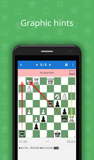 Chess Tactics Art (1600-1800 ELO) 1.3.10 screenshots 1