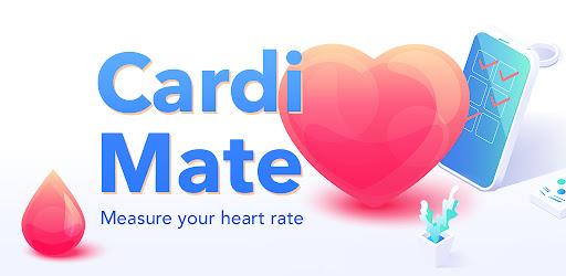 Cardi Mate: Heart Rate Monitor Versi 1.0.2