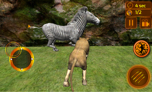 real lion simulator 3d hack