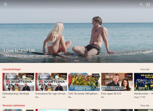 TV4 Play android2mod screenshots 17