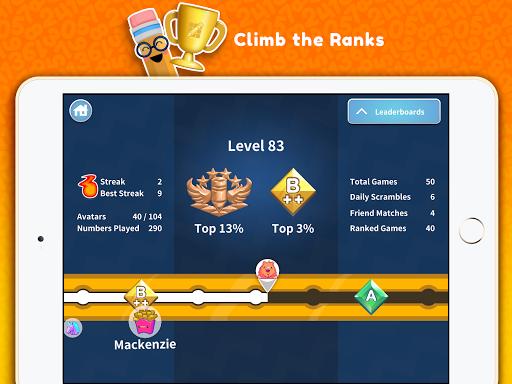 Sudoku Scramble - Head to Head Puzzle Game android2mod screenshots 9
