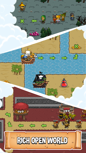 Five Heroes: The King's War 3.1.3 screenshots 2