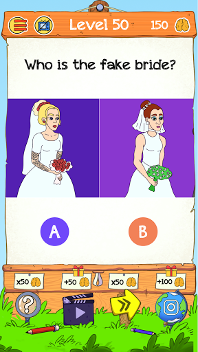 Braindom 2: Who is Lying? Fun Brain Teaser Riddles goodtube screenshots 4