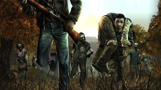 The Walking Dead: Season One APK 1.20[edit] 3