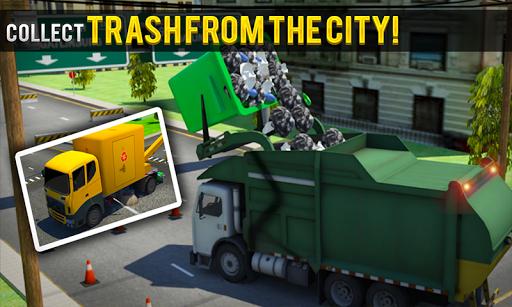 Garbage Dumper Truck Simulator 1.3 screenshots 1