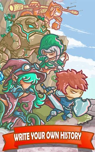 Kingdom Defense 2: Empire Warriors - Tower Defense  Screenshots 8