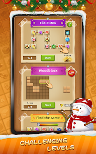 Image For Tile Connect - Free Tile Puzzle & Match Brain Game Versi 1.13.0 12