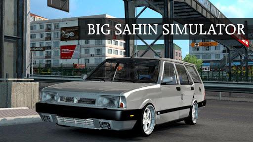 Turkish Sahin Simulator 2021 Sahin Drift Max 1.0.9 screenshots 1