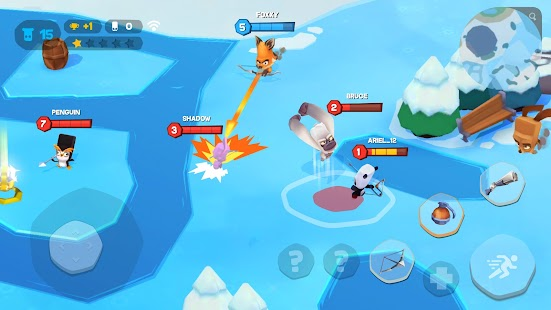 Zooba: Free-for-all Zoo Combat Battle Royale Games Screenshot