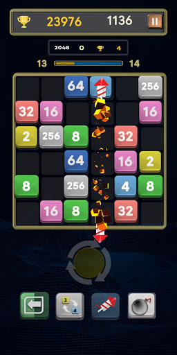 Merge Number Puzzle: Merge! Block Puzzle Game apk 0.4 screenshots 3