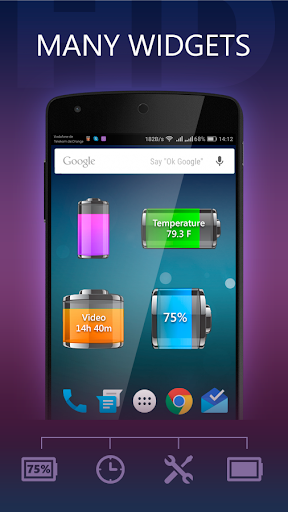 Battery HD Pro