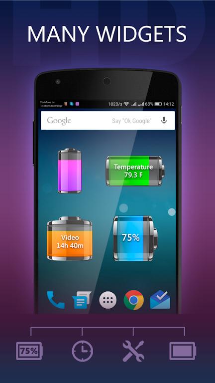 Battery HD Pro  poster 3