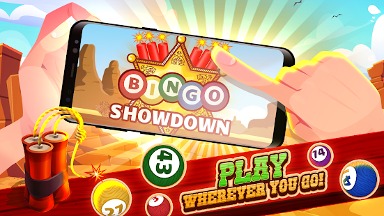 Bingo Showdown Free Bingo Games – Bingo Live Game Screenshot