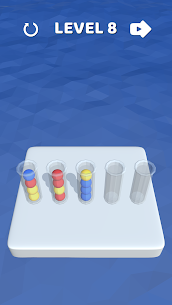 Sort It 3D MOD Apk 1.3.16 (Unlocked) 1