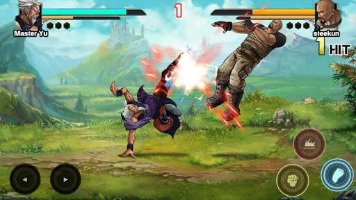 Mortal battle: Fighting games screenshots 6
