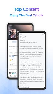 NovelToon - Read and Tell Stories 1.4.8 Screenshots 3
