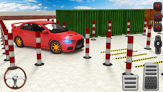 Otopark 3D: Araba Sürüş Video Full Apk İndir 4