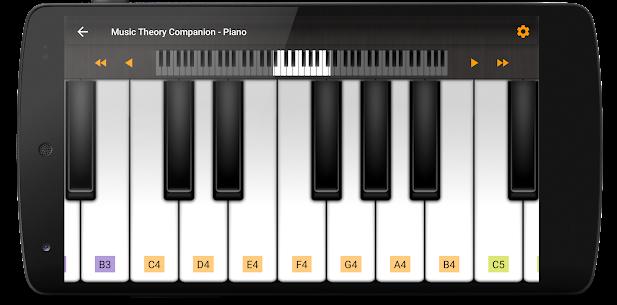 Music Theory Companion with Piano & Guitar Mod Apk v2.5.2 2