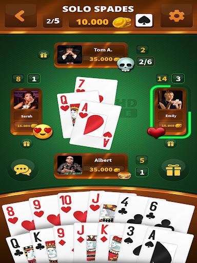 Spades -Batak HD Online 48 Screenshots 5