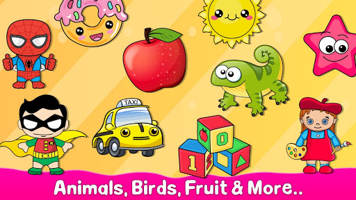 Toddler Puzzle Games screenshot 8