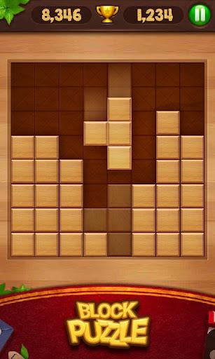 Wood Block Puzzle android2mod screenshots 18