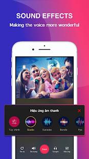 Hakara - Sing karaoke Vietnam, voice recorder