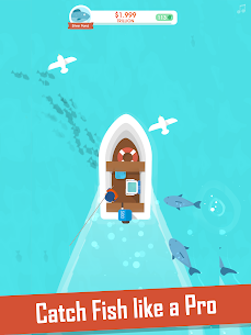 Hooked Inc: Fisher Tycoon 8