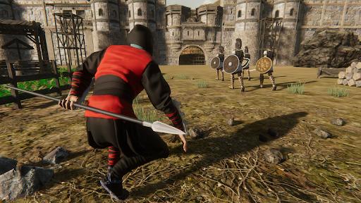Ninja assassin's Fighter: Samurai Creed Hero 2021 apkdebit screenshots 3