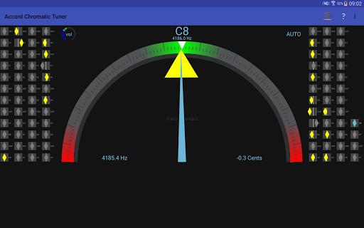 Accord Chromatic Tuner modavailable screenshots 7