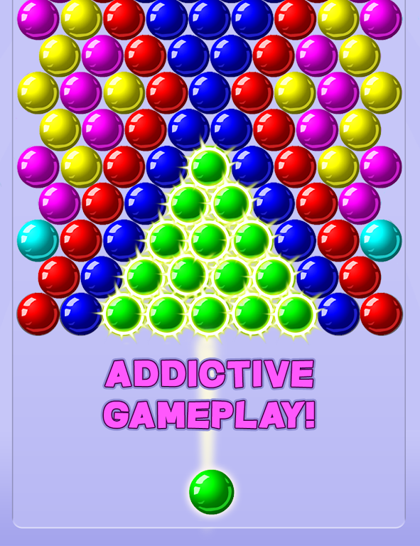 Bubble Shooter poster 3