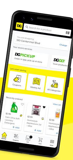 Dollar General u2013 Digital Coupons, DG Pickup & More apktram screenshots 1