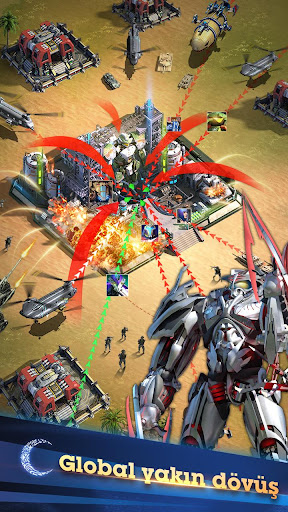 Warfare Strike:Ghost Recon 2.8.7 screenshots 18