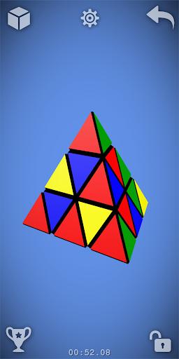 Magic Cube Puzzle 3D  screenshots 2