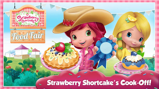 Strawberry Shortcake Food Fair 1.7 screenshots 1