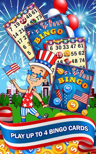 4th of July - American Bingo apkdebit screenshots 3