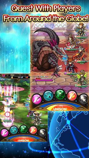 Unison League  screen 2