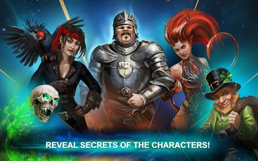Blood of Titans: Quest & Battle Fantasy CCG screenshots 19