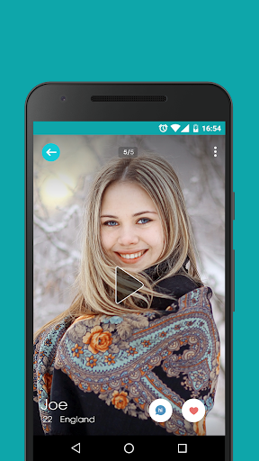 Europe Mingle - Dating Chat with European Singles 6.5.0 Screenshots 2