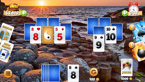 Solitaire TriPeaks Free Card Games  screenshots 21