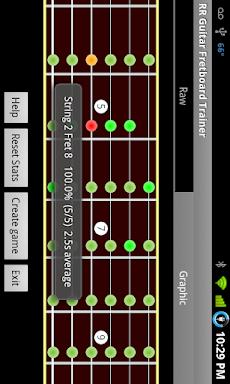 RR Guitar Fretboard Trainerのおすすめ画像4