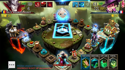 Dicast: Rules of Chaos - Dice Battle RPG  screenshots 2