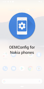 OEMConfig for Nokia 7.2