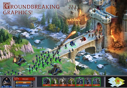 Throne  Kingdom at War Apk Download 5