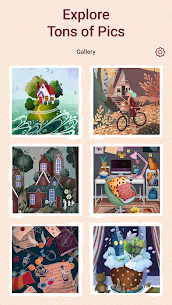 Art Puzzle – Live Jigsaw Coloring Games Mod Apk 2.2.1 (Unlimited Hints) 6